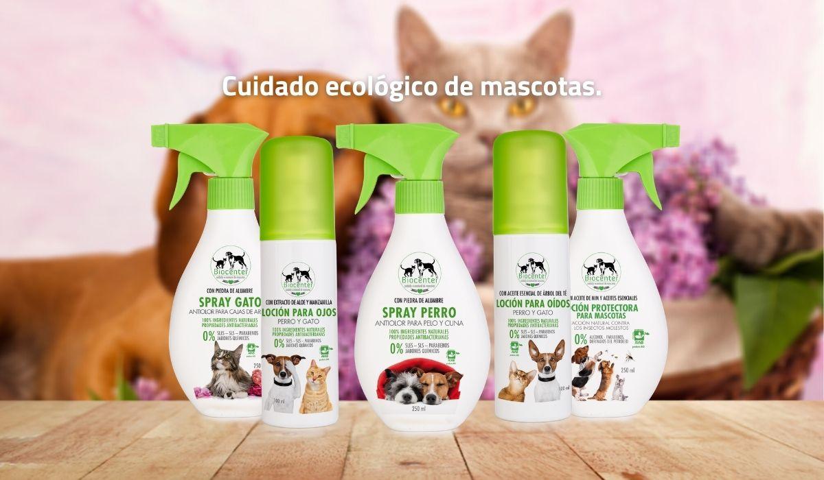 Línea ecológica Mascotas