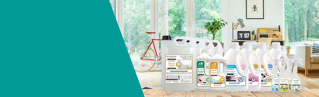 limpieza ecologica de hogar biocenter
