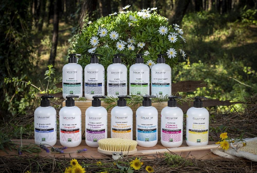 Packaging sostenible biocenter top